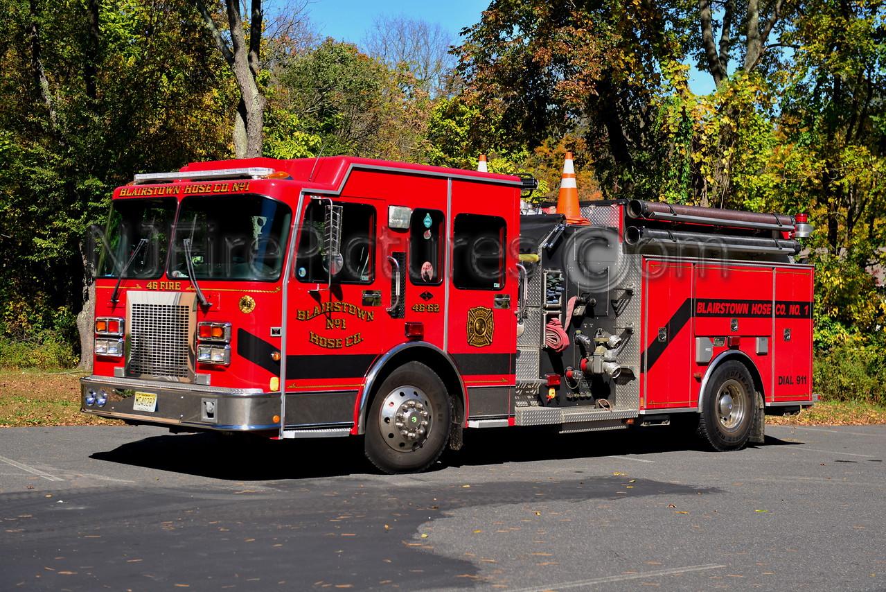 BLAIRSTOWN, NJ ENGINE 46-62