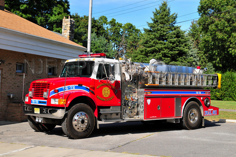 WASHINGTON TWP, NJ TANKER 76-72