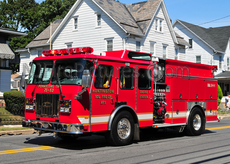 POHATCONG, NJ ENGINE 75-63