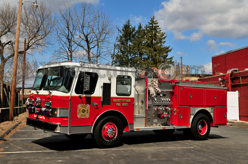 HACKETTSTOWN, NJ ENGINE 78-61