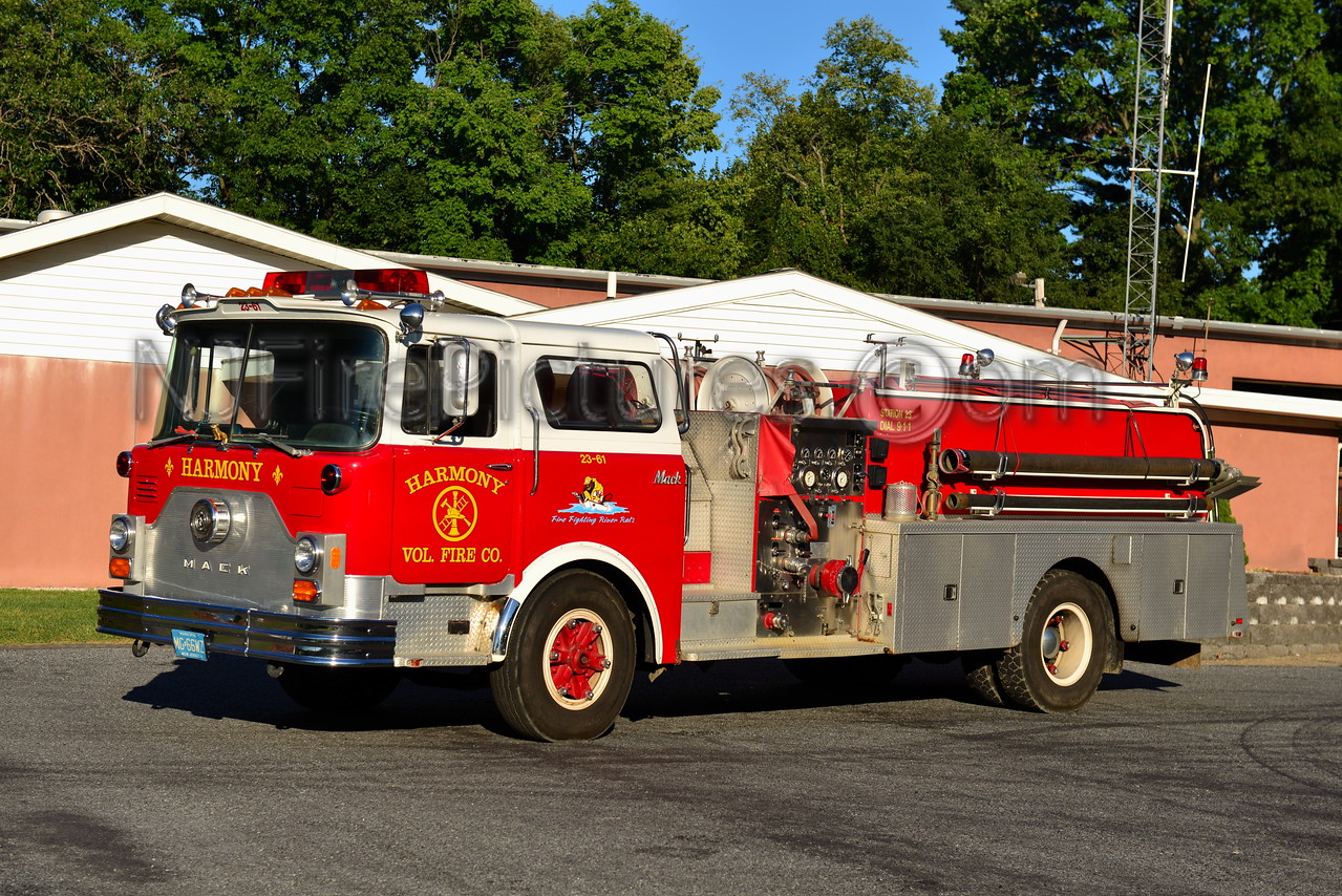 HARMONY TWP, NJ ENGINE 23-61
