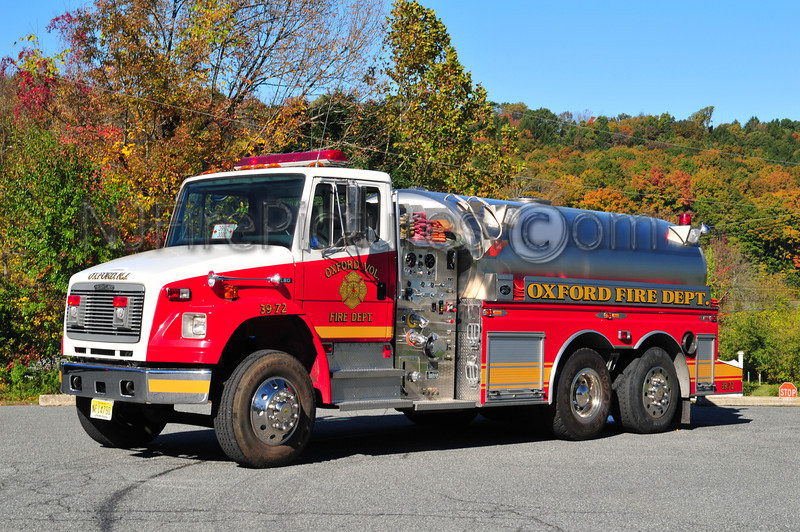 OXFORD, NJ TANKER 39-72