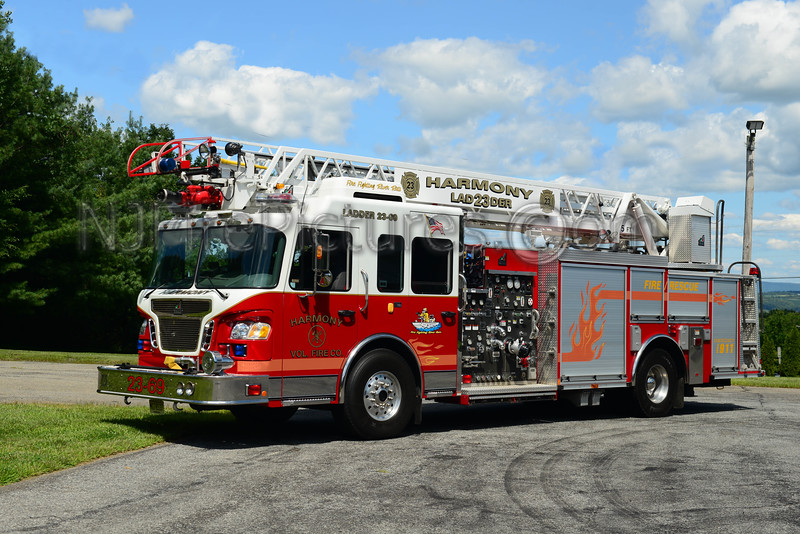 HARMONY, NJ LADDER 23-69