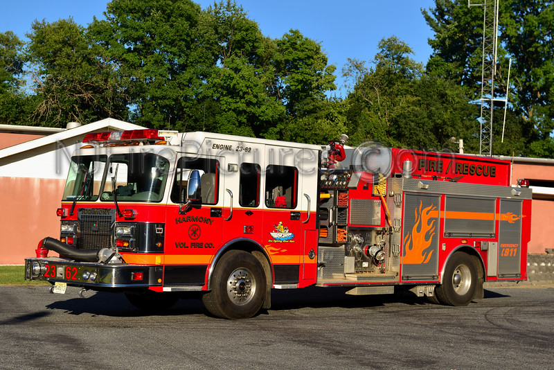 HARMONY TWP, NJ ENGINE 23-62