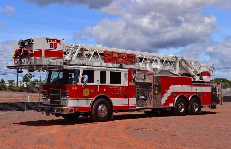 STEWARTSVILLE, NJ TOWER 98-69
