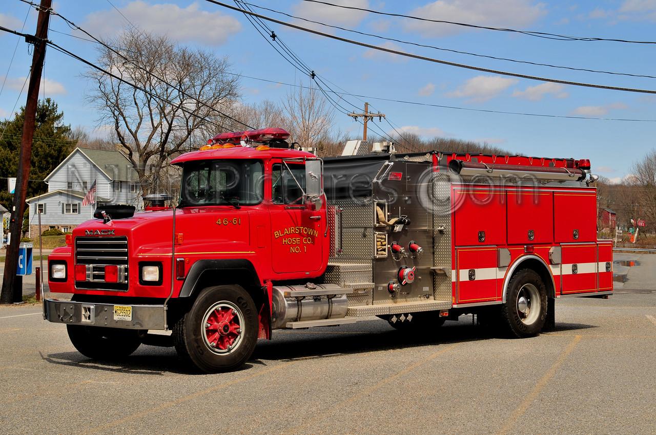 BLAIRSTOWN, NJ ENGINE 46-61