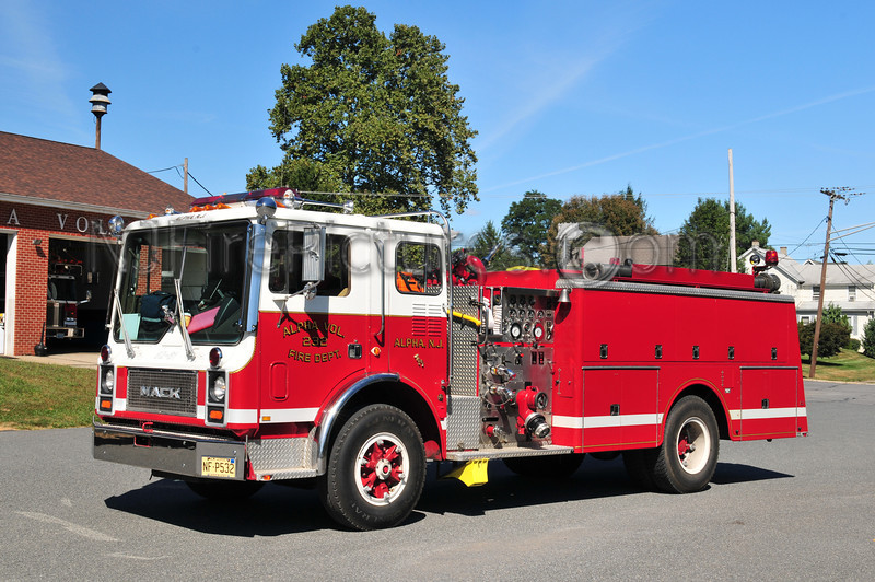 ALPHA, NJ ENGINE 82-61