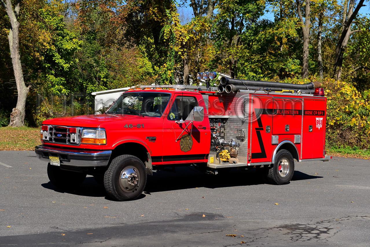 BLAIRSTOWN, NJ ENGINE 46-81