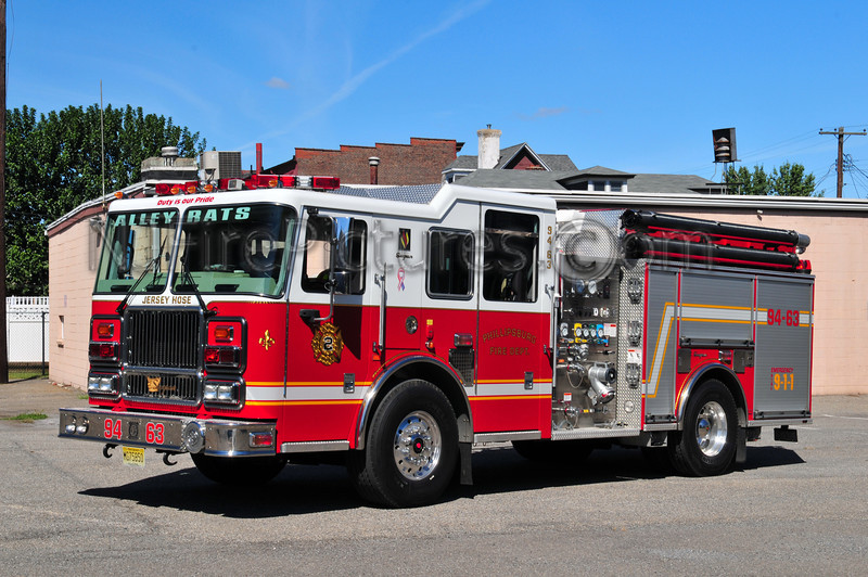 PHILLIPSBURG, NJ ENGINE 94-63