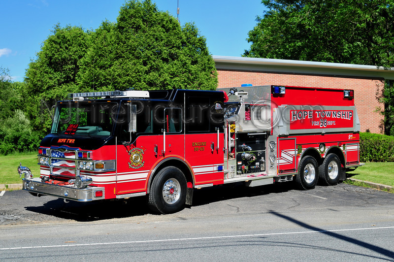 HOPE TWP, NJ ENGINE 38-63
