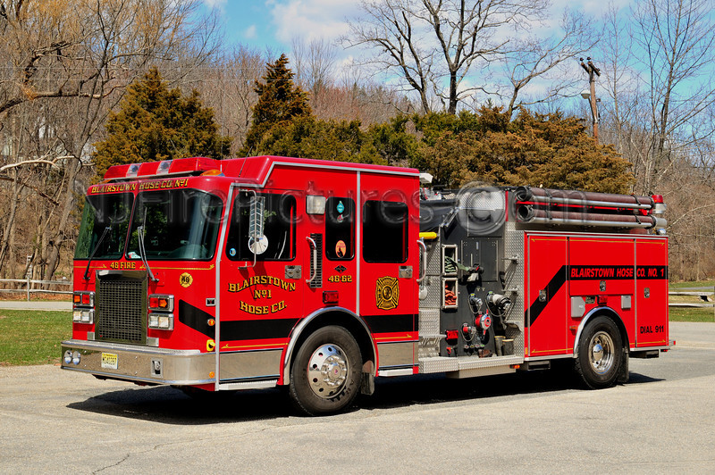 BLAIRSTOWN, NJ ENGINE 46-62