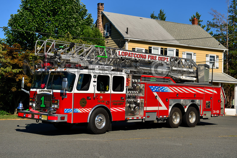 LOPATCONG, NJ LADDER 74-69