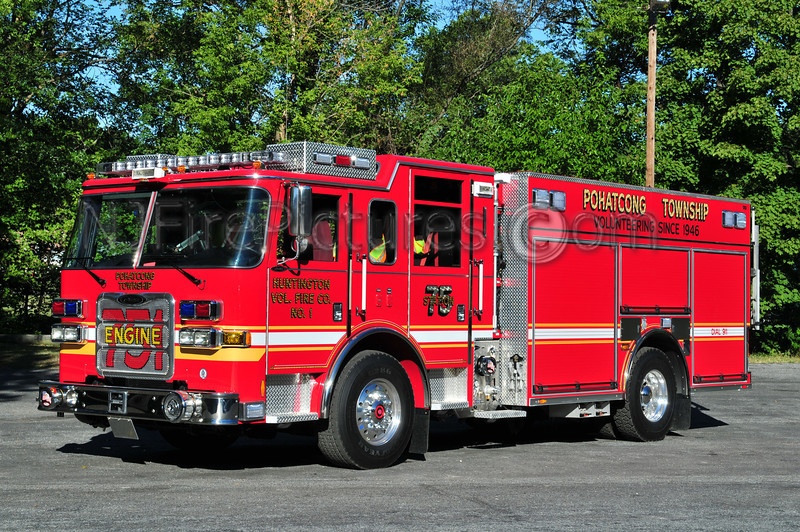 POHATCONG, NJ ENGINE 75-1