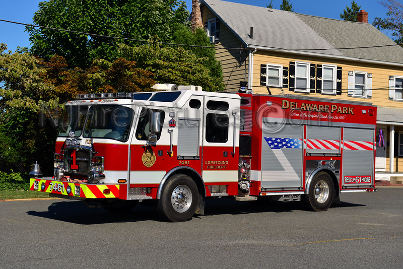 LOPATCONG, NJ ENGINE 74-61
