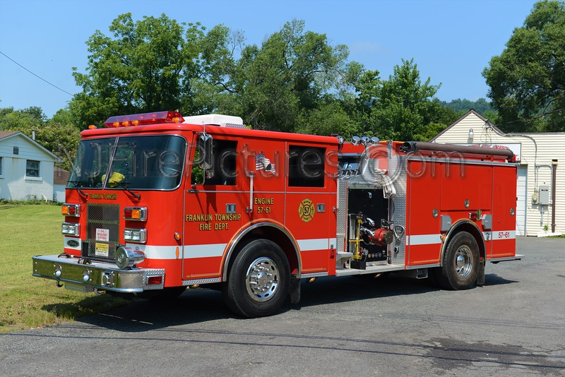 FRANKLIN TOWNSHIP, NJ ENGINE 57-61