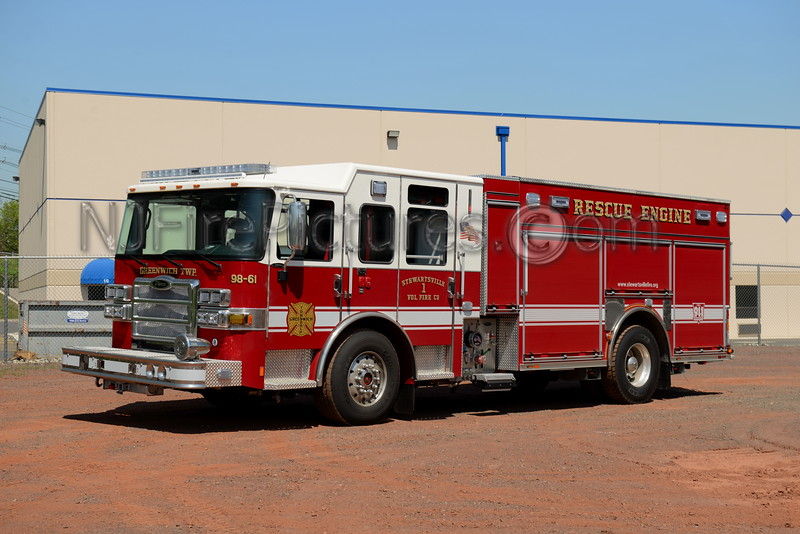 STEWARTSVILLE, NJ ENGINE 98-61