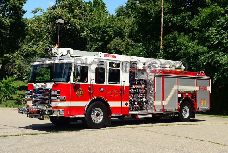 PHILLIPSBURG, NJ ENGINE 94-64
