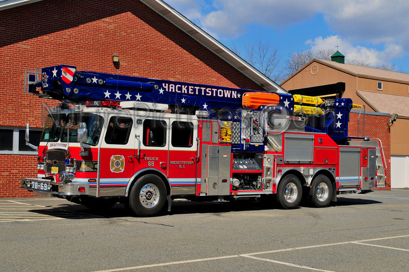 HACKETTSTOWN, NJ TRUCK 78-69