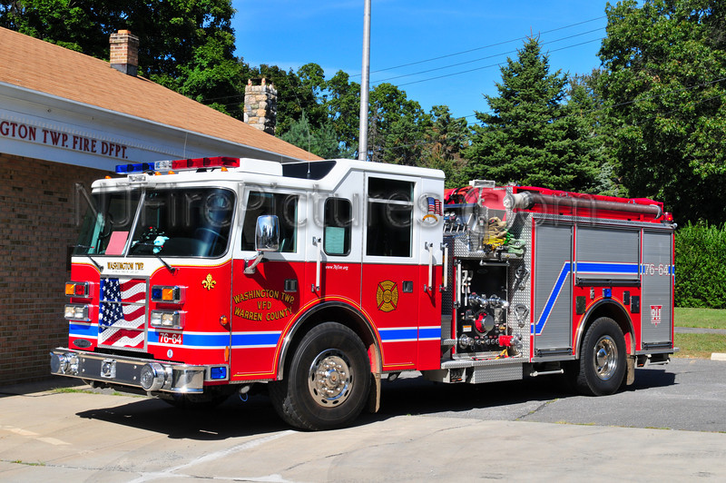 WASHINGTON TWP, NJ ENGINE 76-64