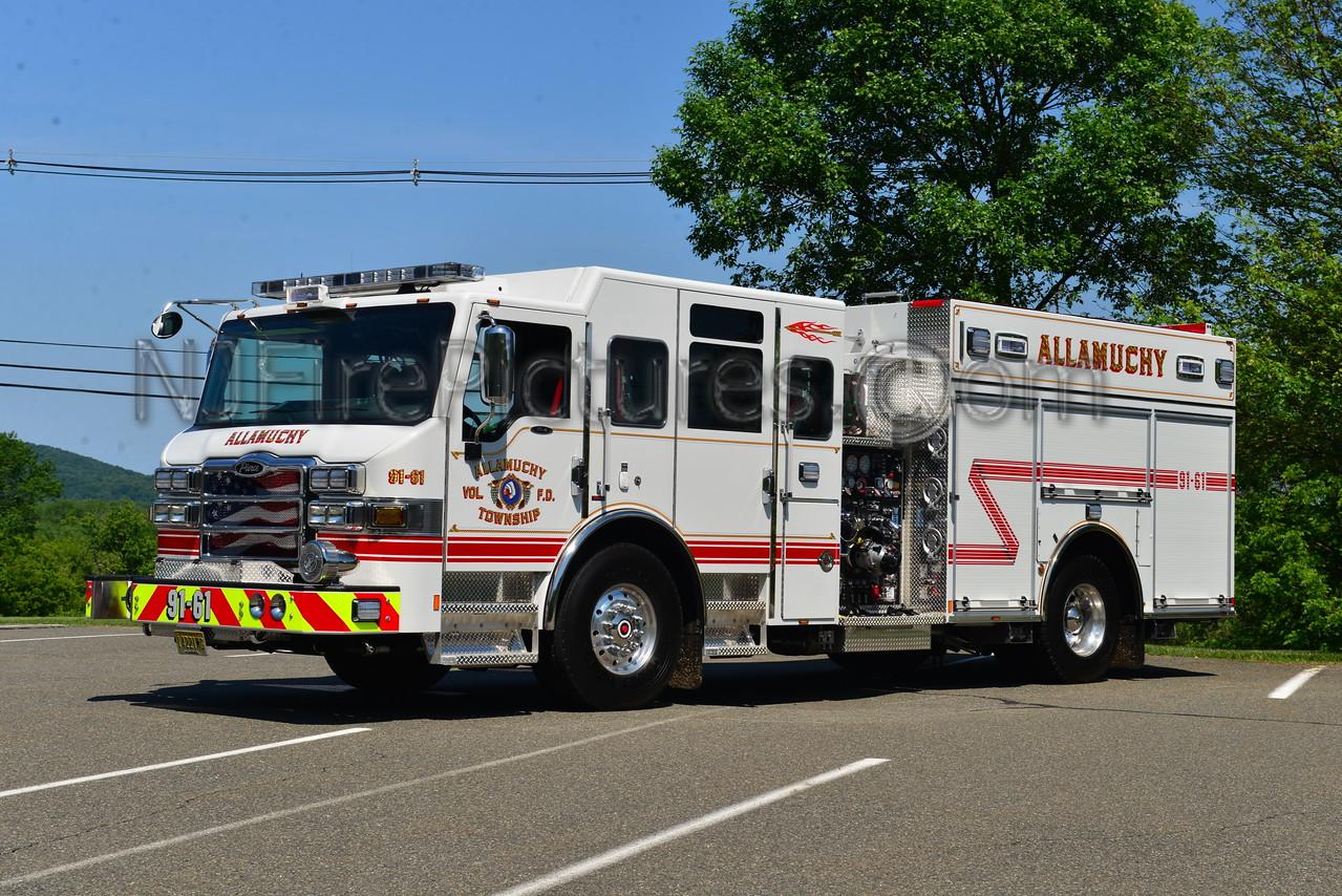ALLAMUCHY, NJ ENGINE 91-61