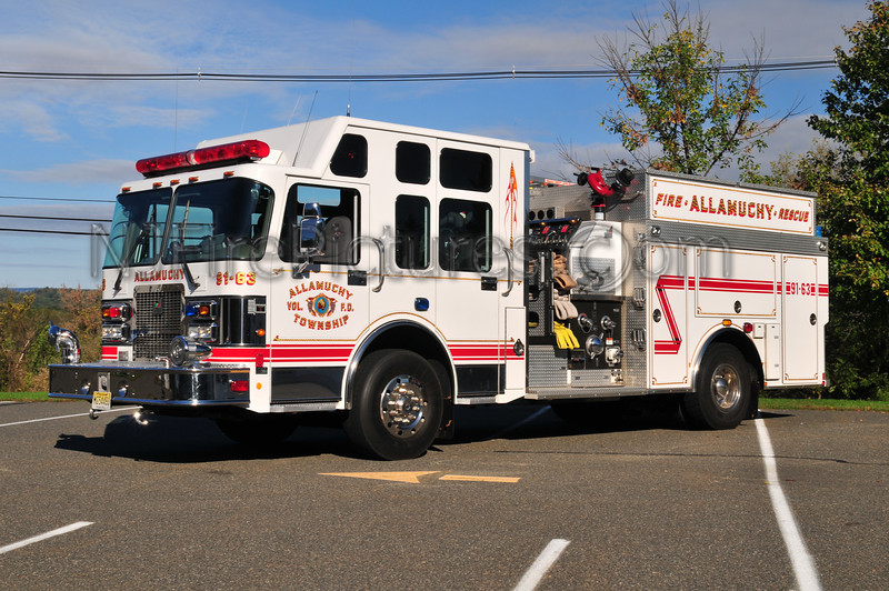 ALLAMUCHY, NJ ENGINE 91-63