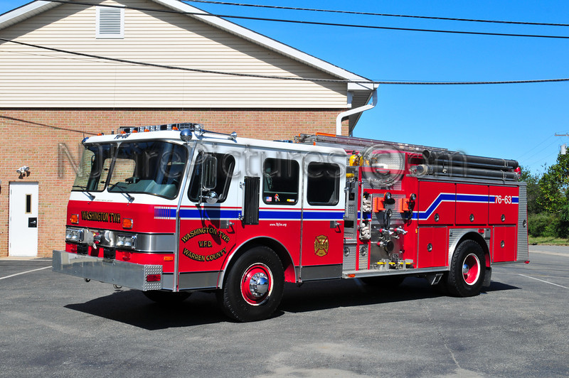 WASHINGTON TWP, NJ ENGINE 76-63