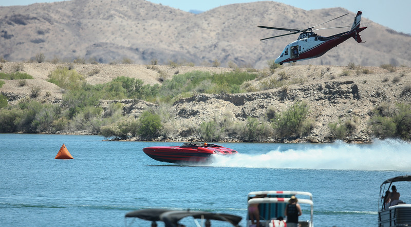 Desert Storm Lake Havasu City