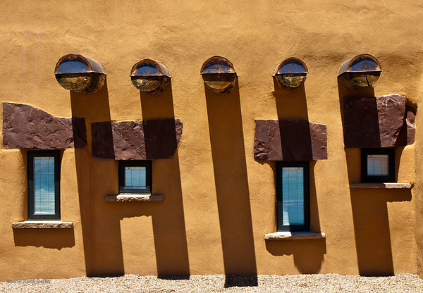 "'School House'Pojoaque Pueblo, NM   12""x16"", Luster paper limited edition of 100"