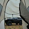 Camping along the Chama River