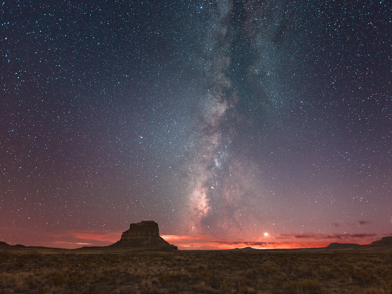 New Mexico Night Sky III