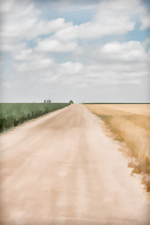 Country Dirt Road | Wall Art Resource