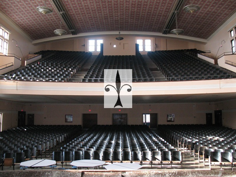 NEW ORLEANS AUDITORIUMS