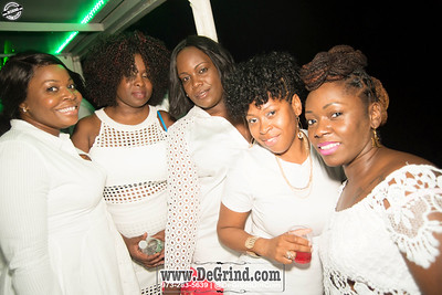 H20 ALL WHITE SUMMER BOAT RIDE