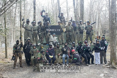 PAINTBALL BATTLEFRONT