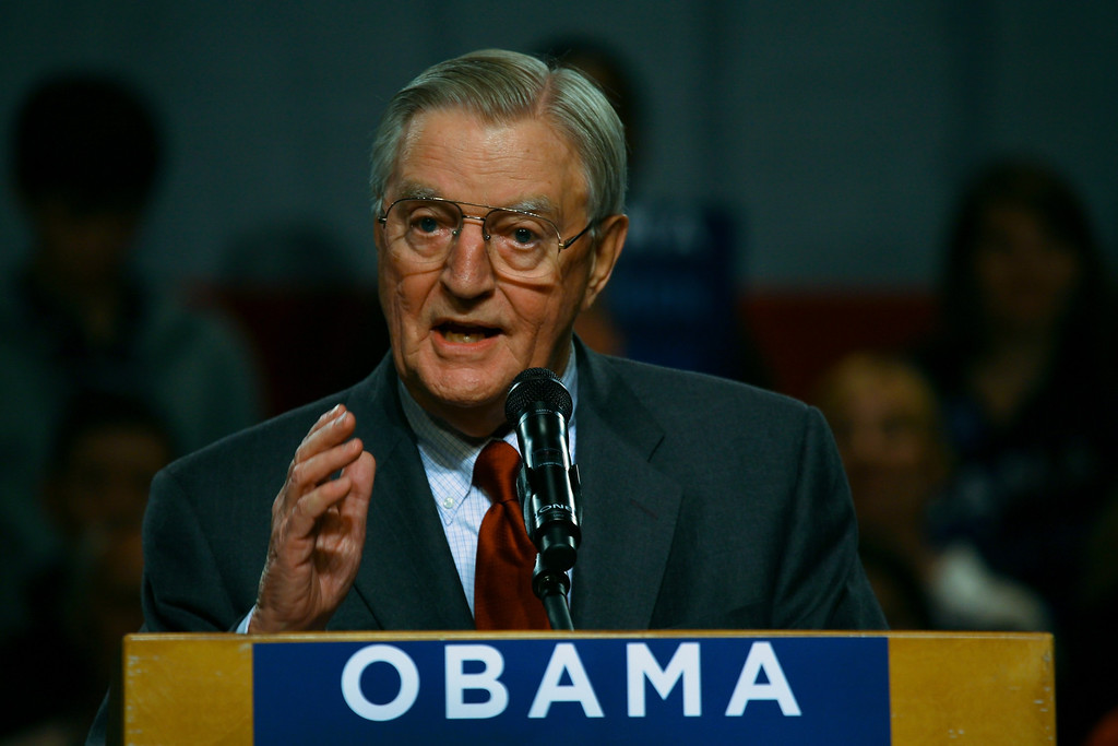 Vice President Walter Mondale - Minneapolis, MN