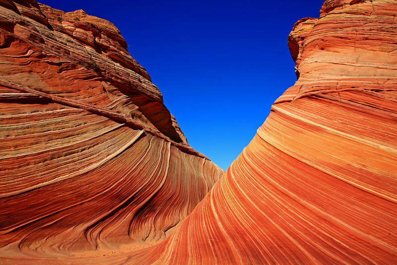 """The Wave"" - North Coyote Butte, Arizona"