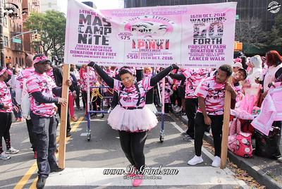 WARRIORS GO FORTH WALK FOR A CURE