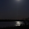 FULL MOON ON THE MISSISSIPPI RIVER