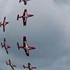 SNOW BIRDS AT THE WINGS AND WAVES AIR SHOW<br /> DAYTONA BEACH SATURDAY 13th OCT 2012