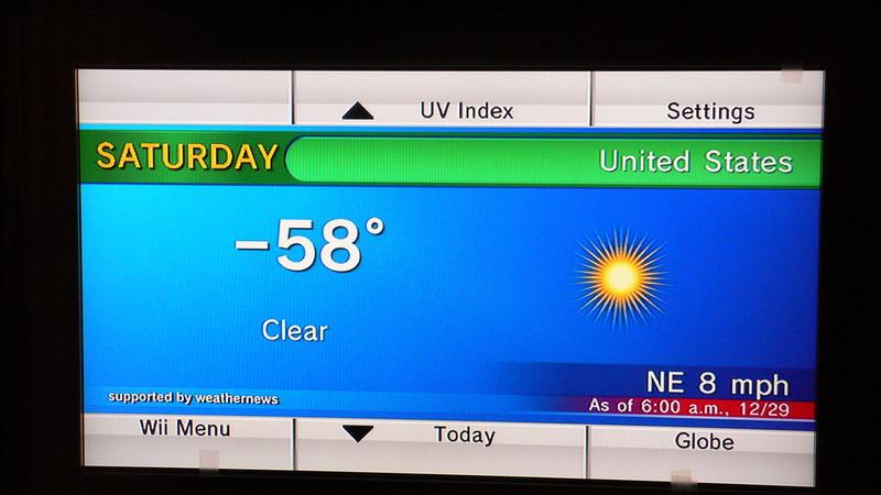 Global Warming???? O_O