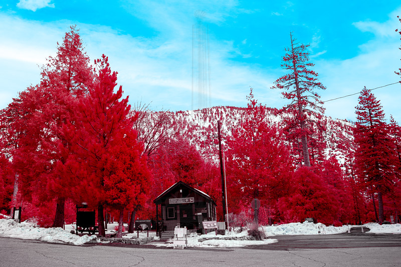 Crystal Lake Visitors Center