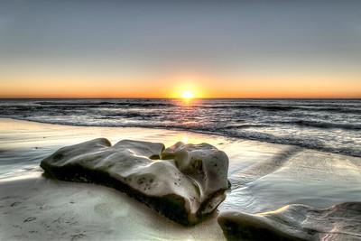 WIND N' SEA SUNSET