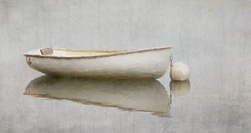 White Boat Grey Water