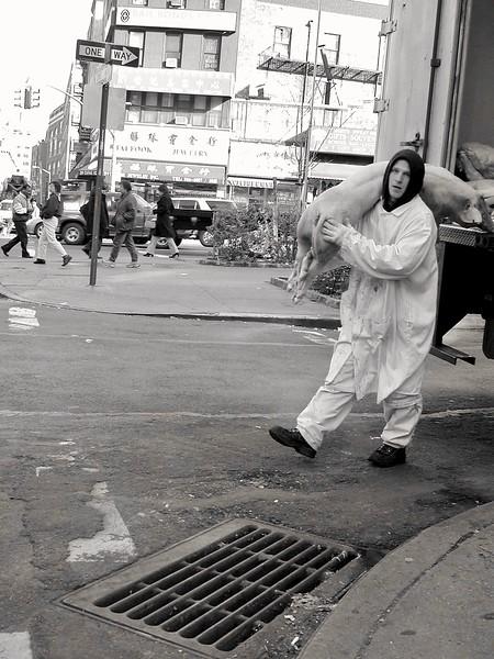 New York City, New York / Nov. 23, 2002