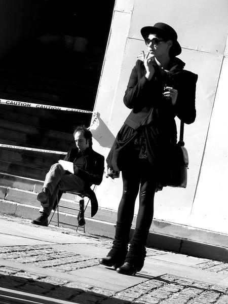 5th Avenue / New York City / November, 2010
