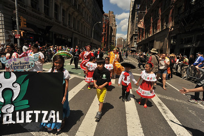 NEW YORK DANCE PARADE 2014 - Manhattan NYC
