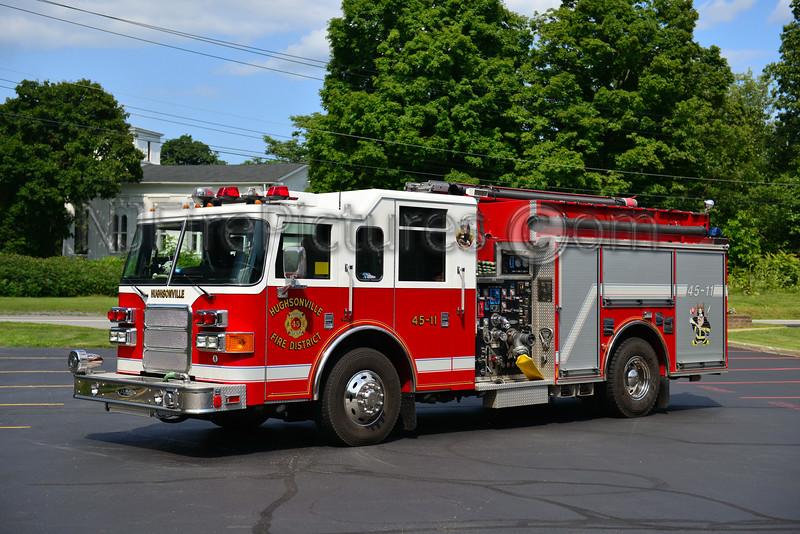 HUGHSONVILLE, NY ENGINE 45-11