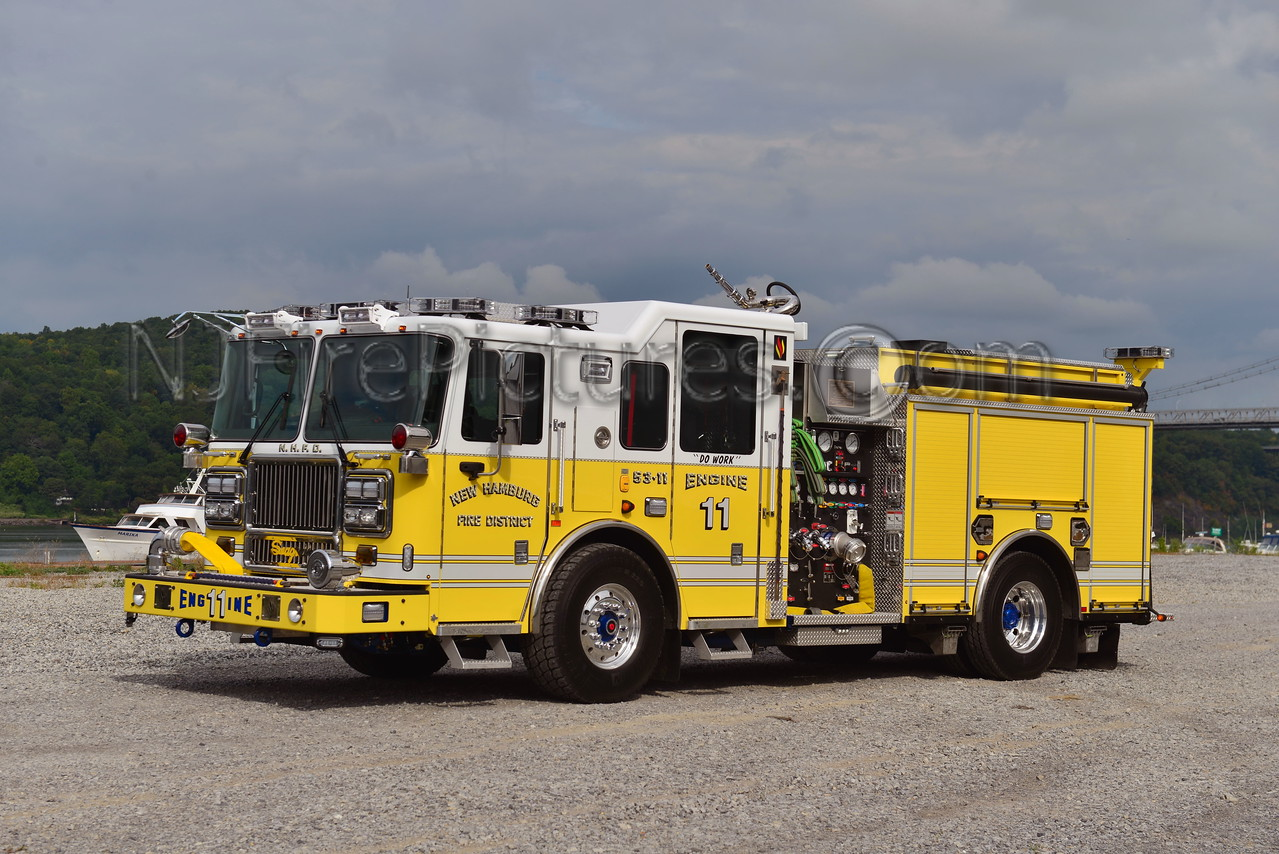 NEW HAMBURG, NY ENGINE 11