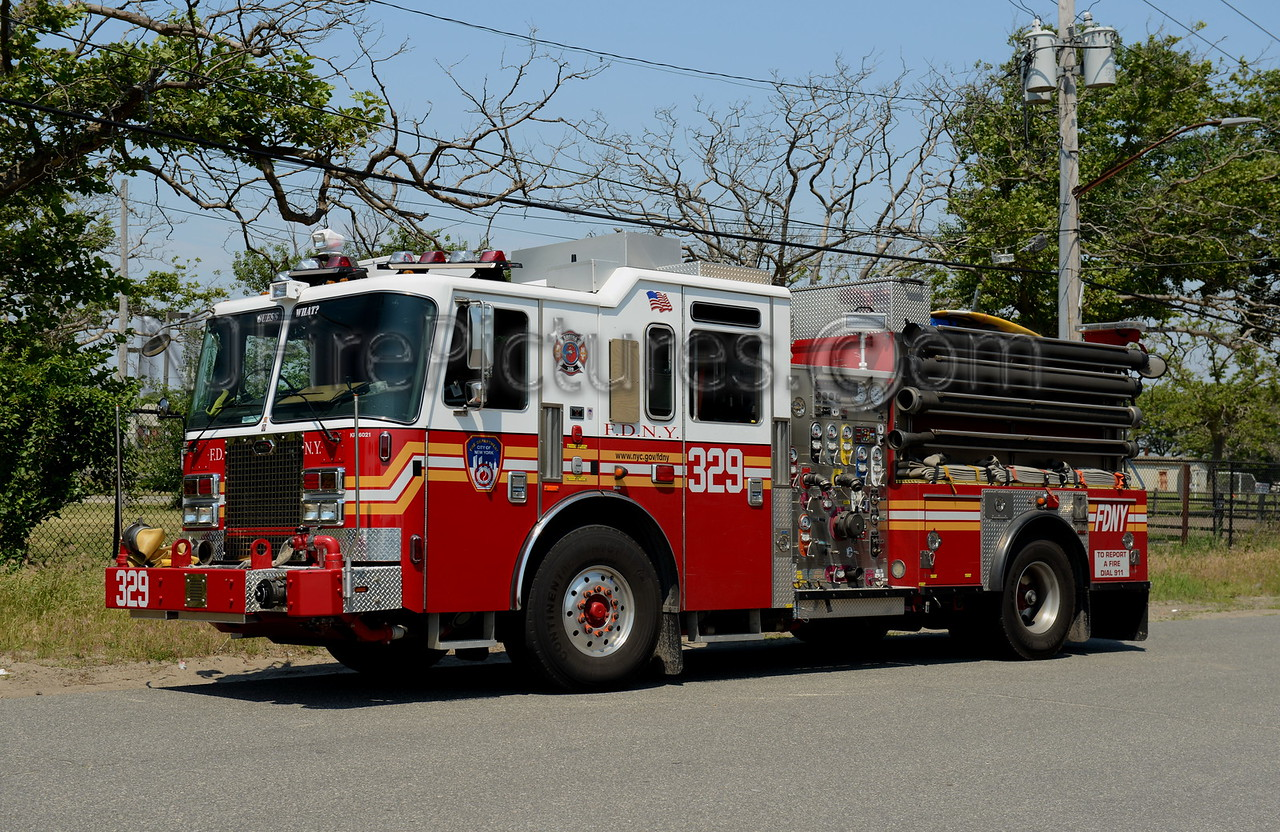 QUEENS, NY ENGINE 329