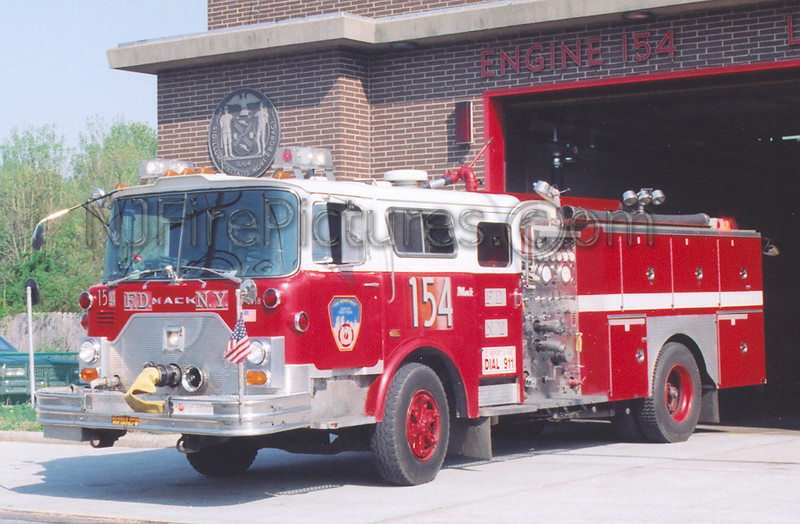 Engine 154 - Mack CF/Ward 79 1000/500